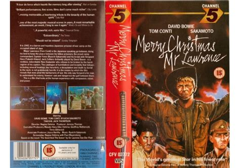 merry christmas  lawrence  channel  united kingdom vhs videotape