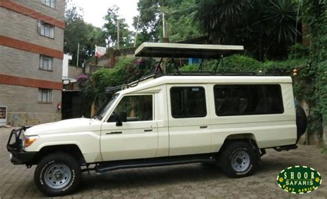 safari land cruiser kenya car hire with driver tour 4x4 landcruiser
