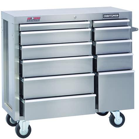 craftsman 41 inch 12 drawer tool box craftsman 41 wide 11 drawer ball bearing griplatch tool