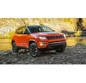 2018 Jeep Compass Unveiled At LA Motor Show Here Next Year  Photos