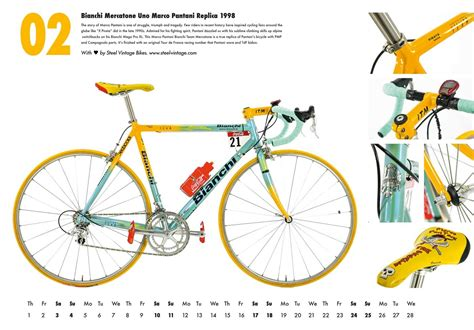 Calendar Big 2018 Steel Vintage Bikes New Big Vintage Bikes Calendar 2018