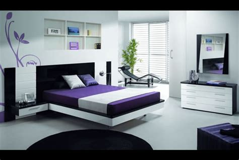 Furniture And Interior Design Black And White Bedroom Furniture Bukit