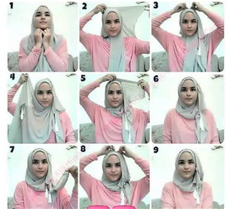 tutorial hijab joya 2015 tutorial cara memakai hijab modern paris 2016