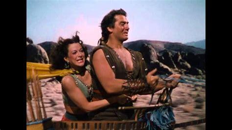 Samson Delilah 1949 Full Movie Samson And Delilah 1949 Blue Ray Youtube