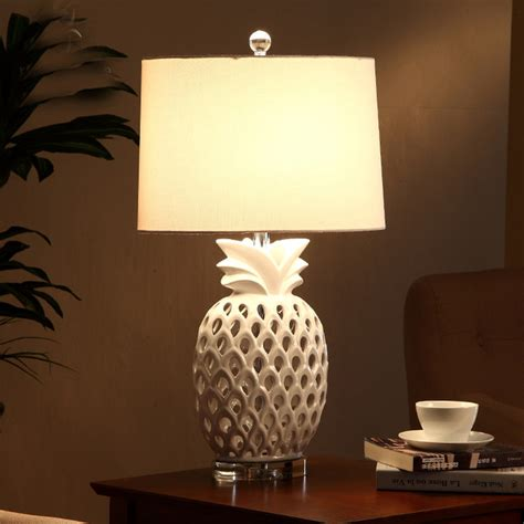 Ceramic Table Ls For Bedroom by Free Ship Pineapple Modern Ceramic Led Table Ls For