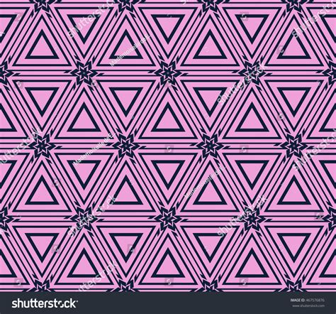 abstract pattern for paper presentation abstract triangle pattern seamless vector geometry