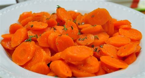 image gallery steamed carrots