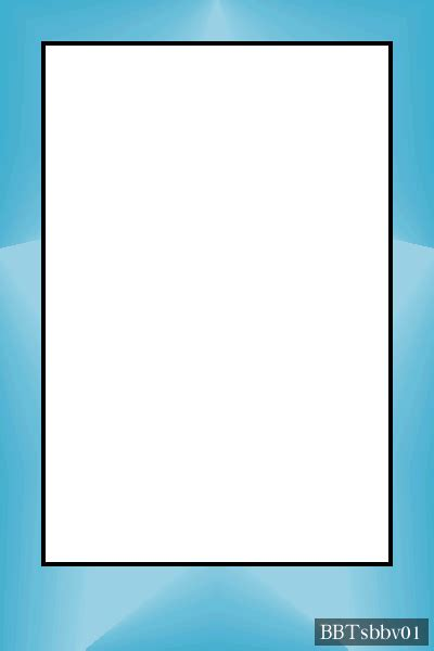 4x6 photo card template 7 best images of 4x6 printable borders free 4x6 border