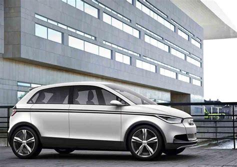 Small Audi by Audi Developing A Small Autonomous Electric Vehicle A0 E Tron