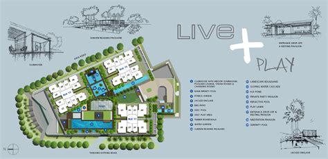 site plan site plan katong regency