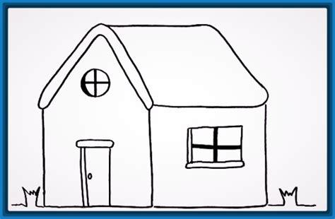 imagenes de casas lindas para dibujar lindas casas faciles para dibujar