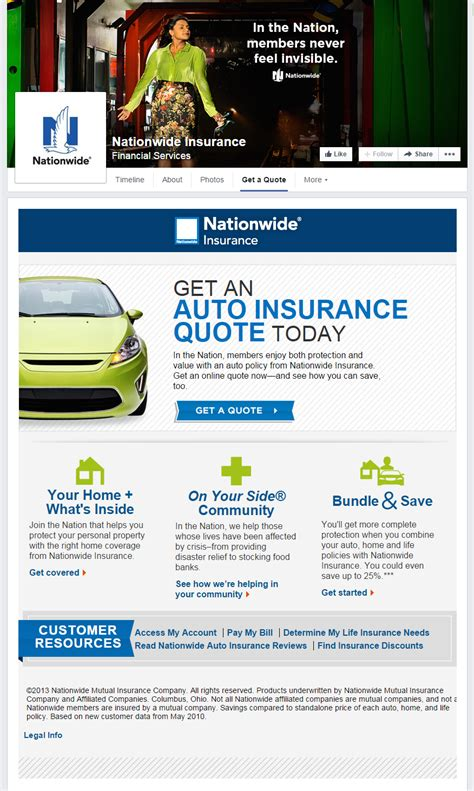 nationwide house insurance quote nationwide auto quote quotes of the day