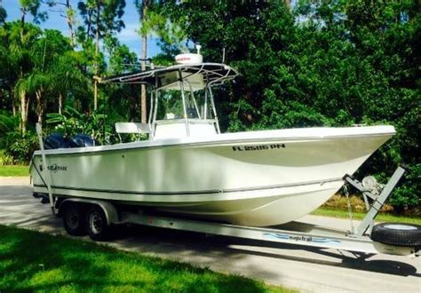 used boats for sale bonita springs fl 2002 used sailfish 2660 cc center console fishing boat for