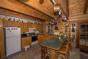 Cabin Kitchen Cabinets by Log Cabin Kitchen Remodel Cabinets Saveable