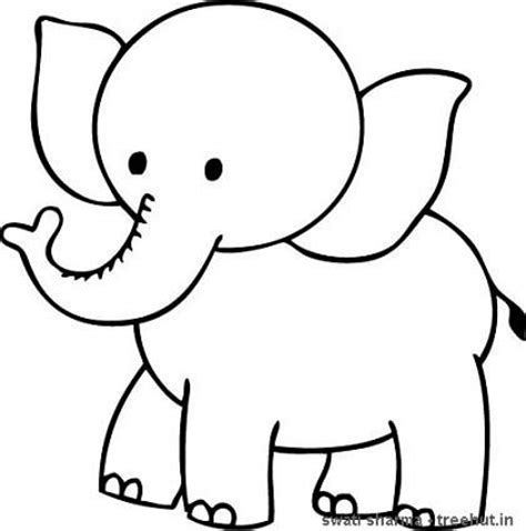coloring pages elephants print get this printable elephant coloring pages for kids 896531