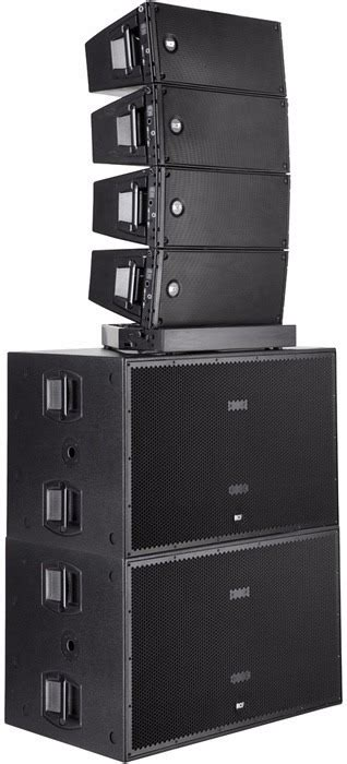Speaker Line Array Rcf line array rcf hdl20a 8006as todo incluido opcion mediana 3 749 315 00 en mercado libre