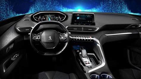 peugeot quartz interior 2016 peugeot 3008 interior leaked