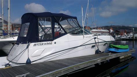 four winns boats seattle 2001 four winns 268 vista power boat for sale www