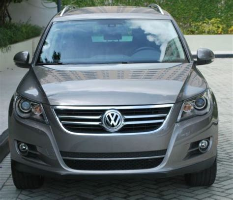 2009 Volkswagen Tiguan Sel by Purchase Used 2009 Volkswagen Tiguan Sel Sport Utility 4