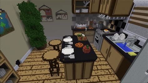 Free Kitchen Designs by Kitchen Craft Ideas Minecraft Android Apps On Google Play