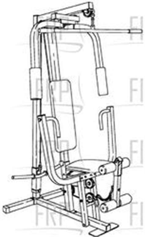 weider 8920 wesy16010 fitness and exercise equipment