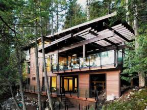 Mountain modern new vogue in vacation homes national post