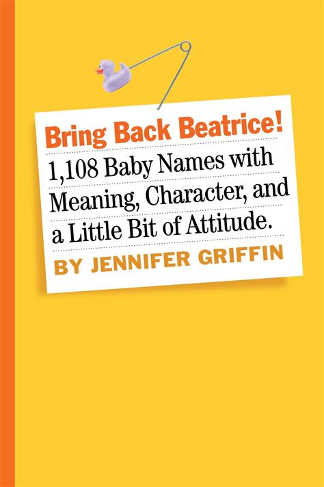 baby names the ultimate book of baby names includes the trends meanings origins and spiritual significance books i ll trust any baby name book written by a