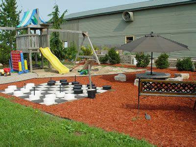 yard playsets idea backyard playground ideas