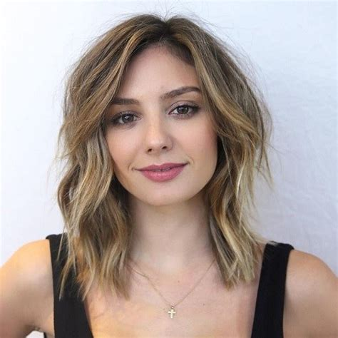 Best Haircuts For Square Round Face | 50 best hairstyles for square faces rounding the angles