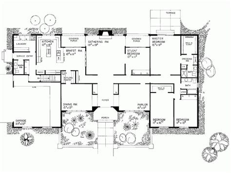 H Shaped Ranch House Plans 15 Spectacular H Shaped Ranch House Plans Home Plans Blueprints 67377