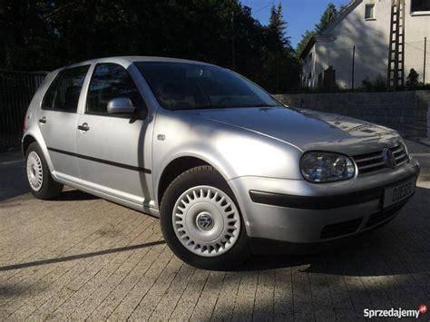 Vw Z Automatyczna Skrzynia Biegów by Na Sprzedaż Volkswagen Golf Automatyczna Skrzynia Bieg 243 W