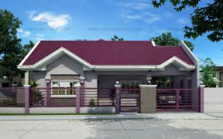 Home Design For Small Homes by Small House Design Shd 2015014 Pinoy Eplans