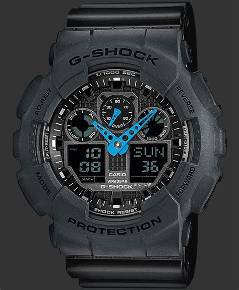 Ga 100c g shock watches classic