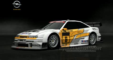 opel calibra touring car opel calibra touring car 94 gran turismo 5