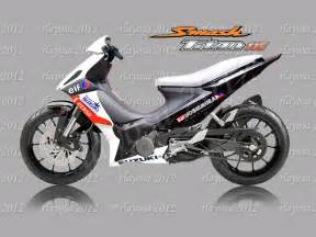 Suzuki Smash Modified The Gallery For Gt Yamaha Sniper 2014 Modified