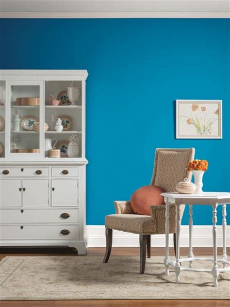 glidden caribbean sea top colors for 2015 according to paint companies this house