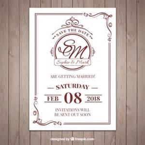 invitacion boda fotos y vectores gratis