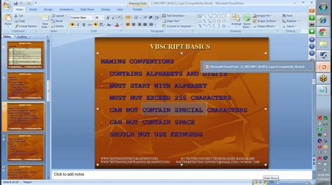 video tutorial for qtp for beginners qtp testing tutorial vbscript tutorial basics for