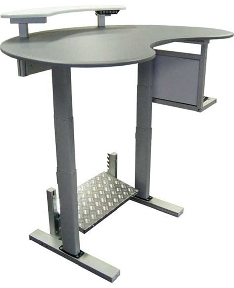 Desk Stand For Laptop Standing Office Desk For Creative Ideas