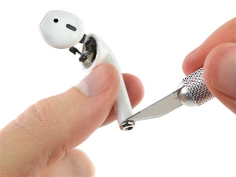 Apple Gadgets apple airpods get the ifixit treatment geeky gadgets