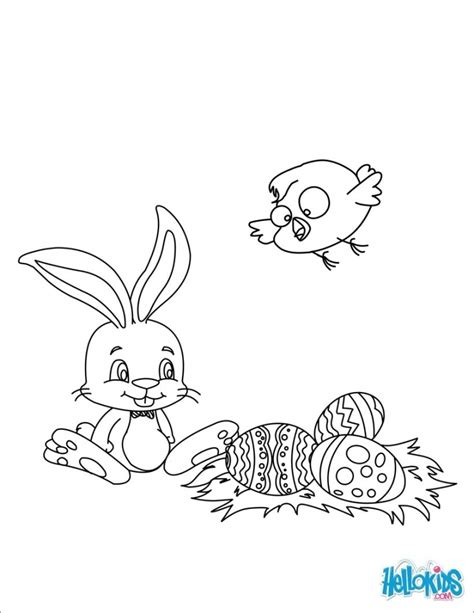 easter bunny coloring pages for preschoolers coloring cat color pages printable kitten with awesome