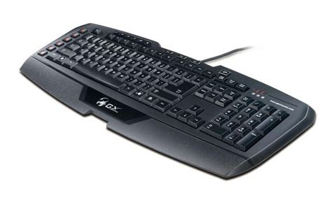 Keyboard Genius Imperator genius gx imperator mmo rts gaming keyboard arrives in canada and us