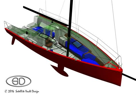 yacht design competition 2015 satellite yacht design new d29