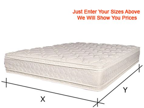custom size futon mattress bm furnititure