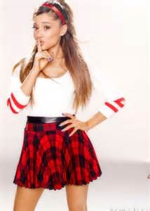 Ariana Grande Is All Grow Up For Seventeen Magazine September