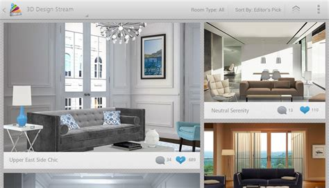 homestyler interior design android