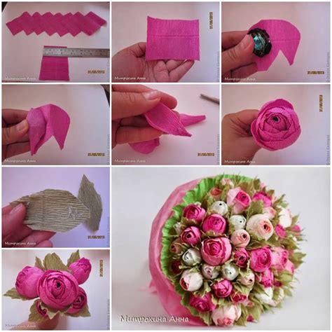 Paper Flower At Home - kreatywne dekoracje creative decoration 26 kwiatowych