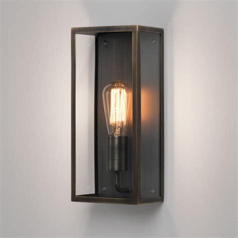 bronze outdoor wall lights uk astro lighting 7872 messina exterior ip44 bronze wall light