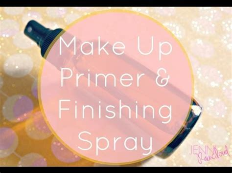 diy primer water and makeup setting spray tried and