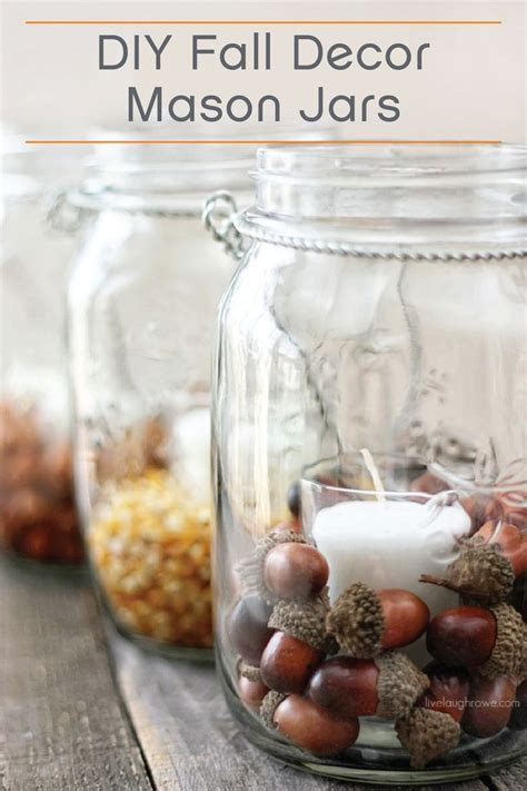 decorating with jars for fall diy fall decor with hanging jars hanging
